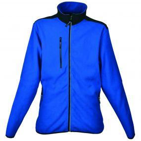 731735dfccf SCHWARZWOLF BESILA dámská fleece mikina modrá